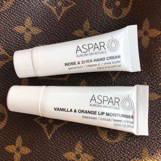ASPAR AURORA SPA TRAVEL LIP BALM
