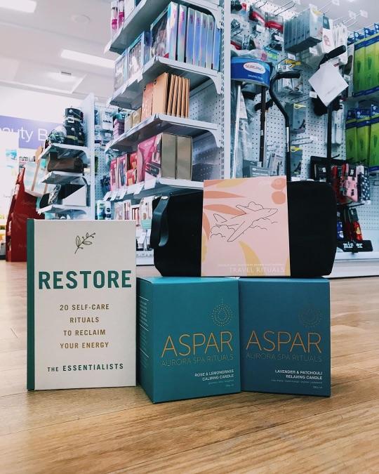 ASPAR AURORA SPA restore self care