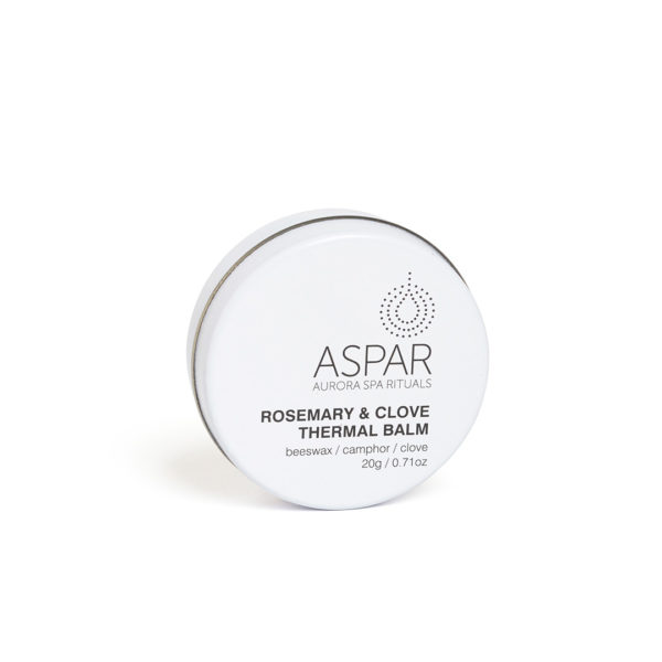 ASPAR AURORA SPA ROSEMARY AND CLOVE THERMAL BALM