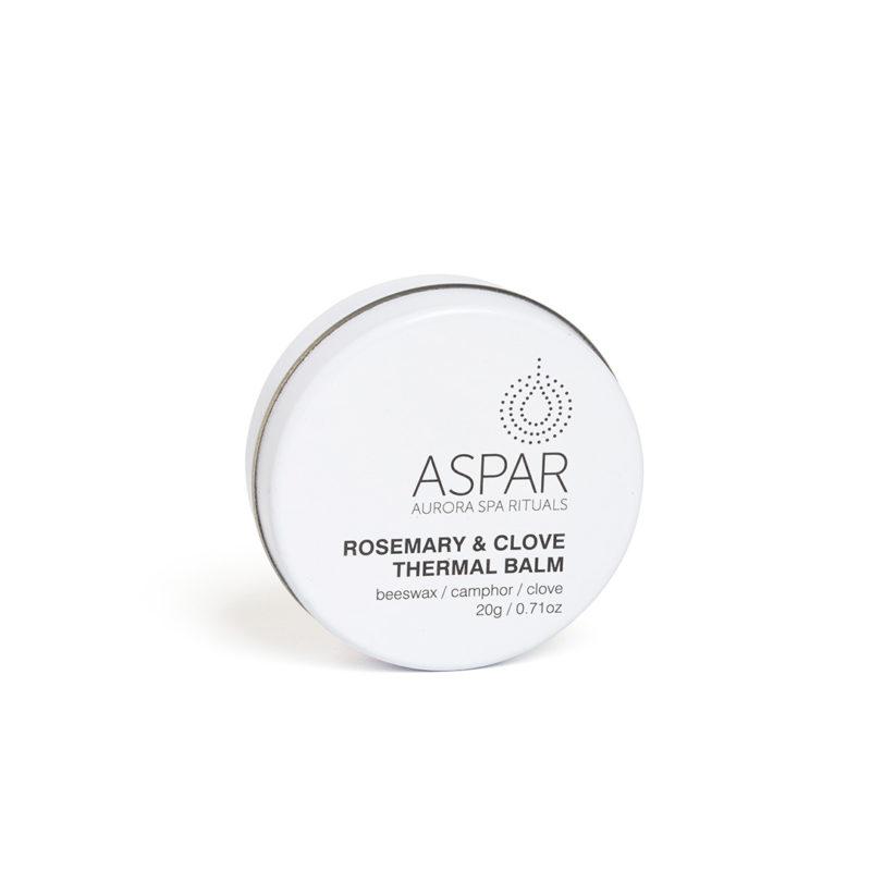 ASPAR AURORA SPA ROSEMARY AND CLOVE THERMAL BALM