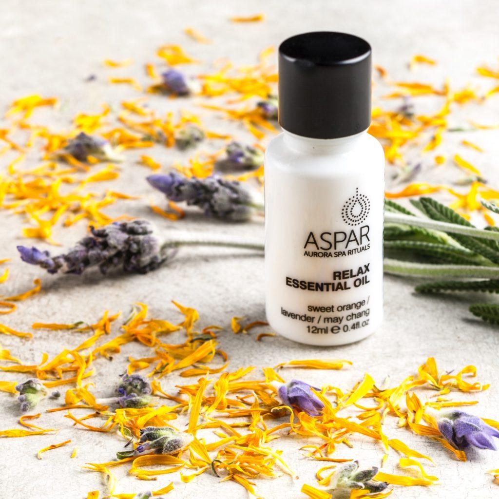 ASPAR relax essential oil