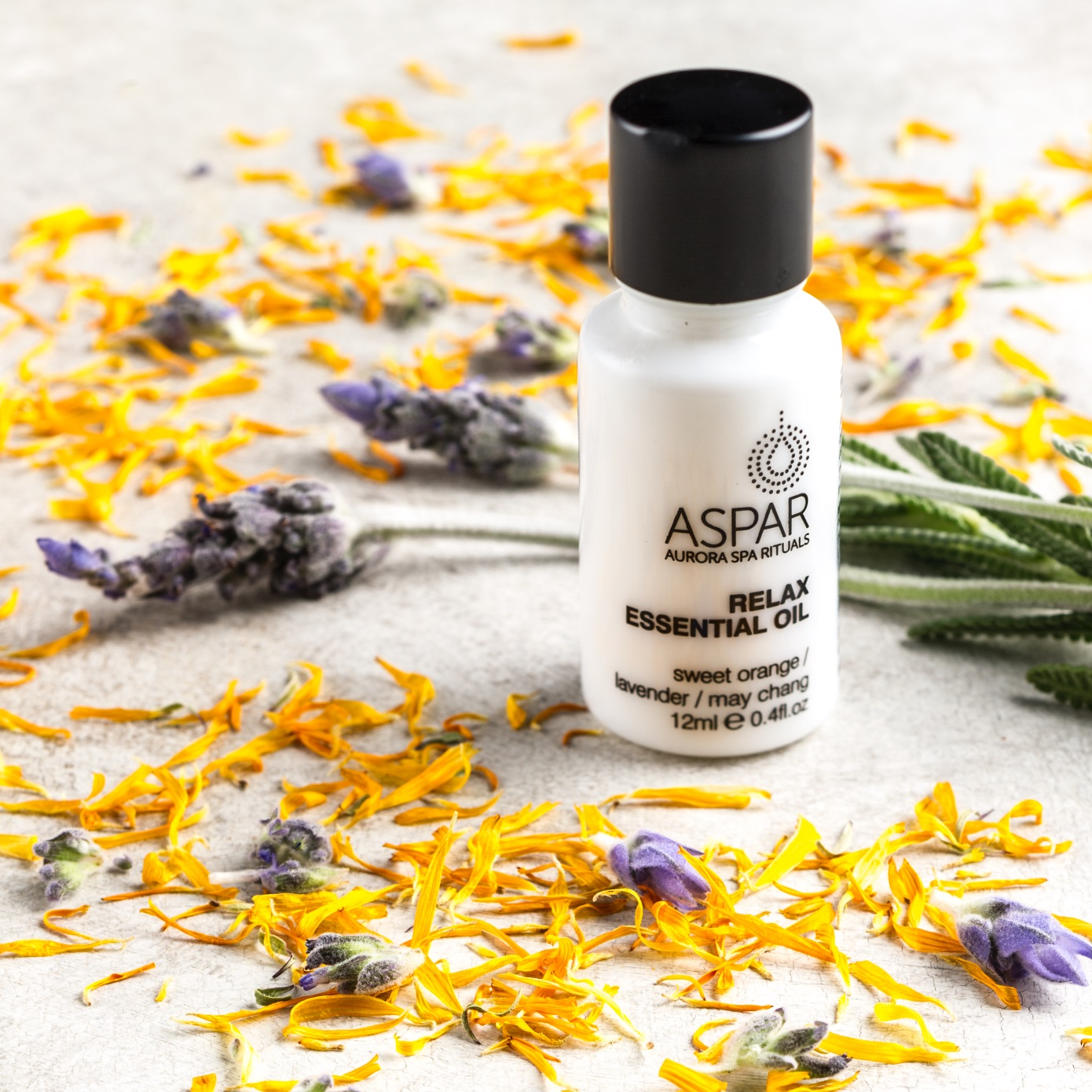 ASPAR relax essential oil