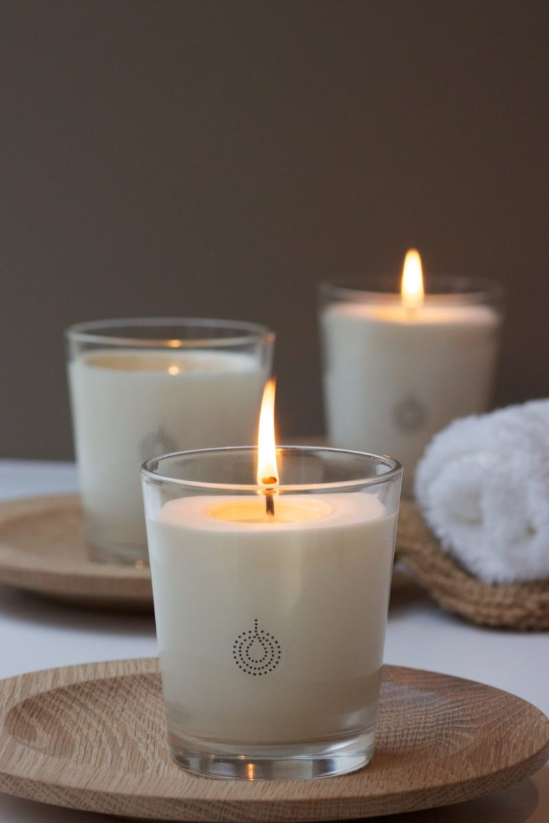 ASPAR AURORA SPA CANDLE