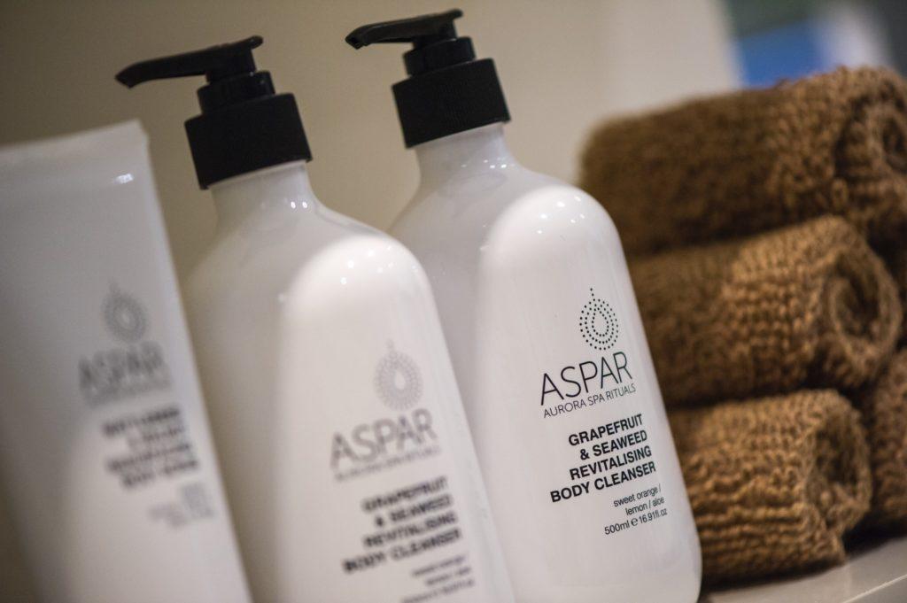 ASPAR AURORA SPA body wash