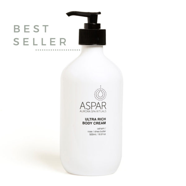 ASPAR AURORA SPA BODY CREAM